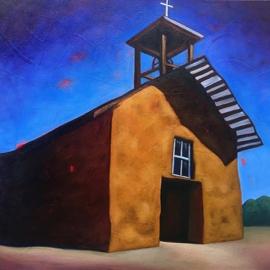 Chapel of Santa Cruz