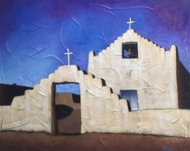 Old Spanish Mission Church