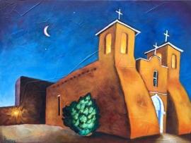 Ranchos at Night