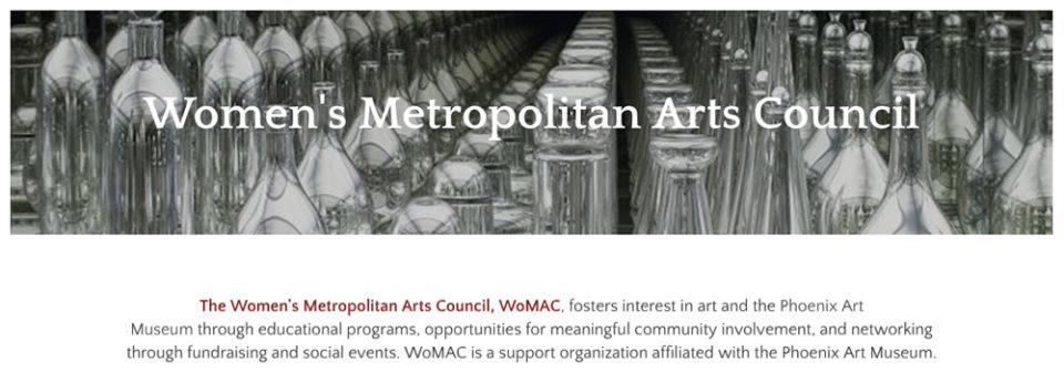 Women's Metropolitan Arts Council 2