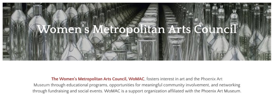 Women's Metropolitan Arts Council 2